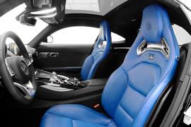 Перешив салона AMG GT
