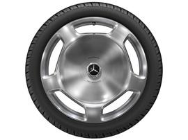 Диски Maybach 223 R20 Mercedes dark platin gloss