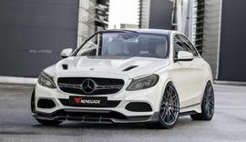 Обвес W205 Mercedes Renegate