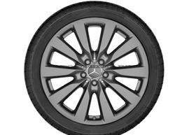 Колеса зимние GLC X253 Mercedes R19