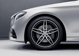 Колеса W212 R19 AMG