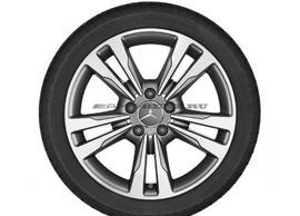 Зимние колеса X222 R19 Mercedes