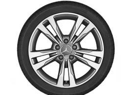 Литые диски W222 R19 Mercedes