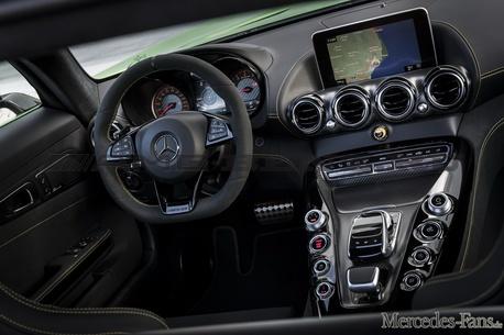 Руль AMG GTR C190