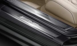 Внутренние пороги передние SL63 AMG