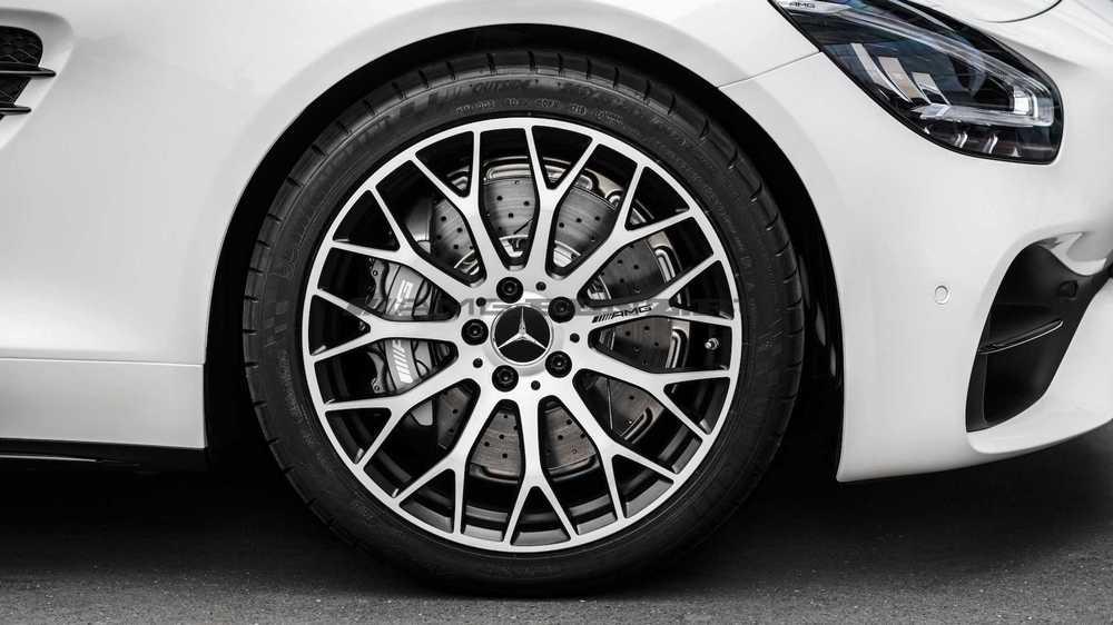 Mercedes-AMG GT Facelift Wheels