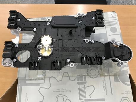 Контроллер коробки передач Mercedes