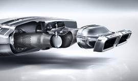 Выхлопная система S63 AMG W221
