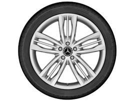 Литые диски X222 Mercedes