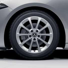 Диски R17 W177 Mercedes
