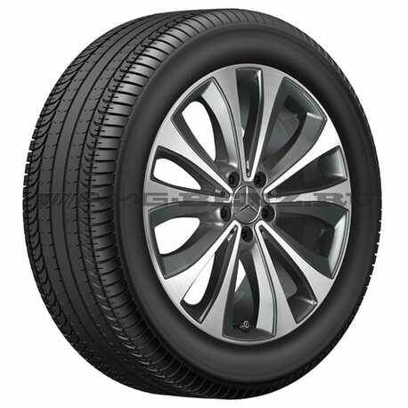 Диски Mercedes V167 R19