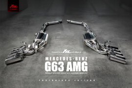 Fi-exhaust G63 AMG W463