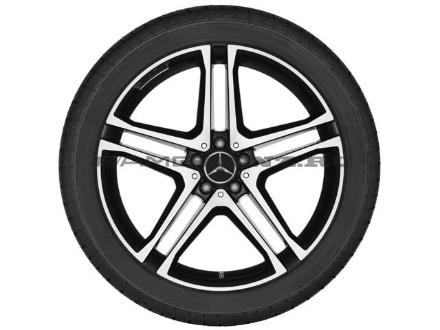 Зимние колеса W166 GLE AMG R21