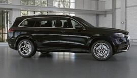 Диски W167 AMG GLS R21 Mercedes
