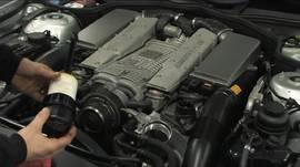 Двигатель M113K G55 AMG Mercedes W463