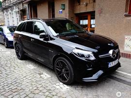 Доводчики GLE Mercedes