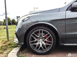 Диски GLE 63 AMG Mercedes R21