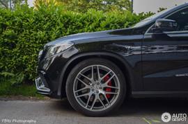 Диски GLE Coupe AMG R22 C292 с шинами