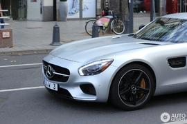 Диски Mercedes AMG GT