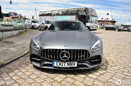 Обвес AMG GT S Mercedes