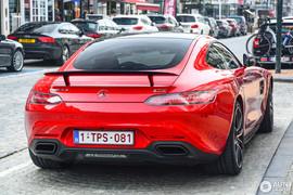 Спойлер Mercedes-AMG GT S Edition 1