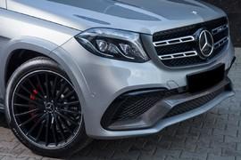 Зимние колеса GLS R22 AMG Mercedes X166