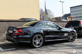 Диски SL63 AMG W230 Mercedes