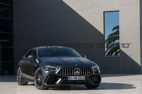 Обвес AMG GT Mercedes X290