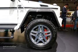 Диски Mercedes Maybach G650 Landaulet