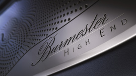 Музыка Burmirster GLC Mercedes
