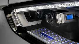 Фары W223 Mercedes S-class