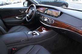 Торпеда W222 Mercedes S-CLASS