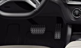 Накладки педалей АМГ W166
