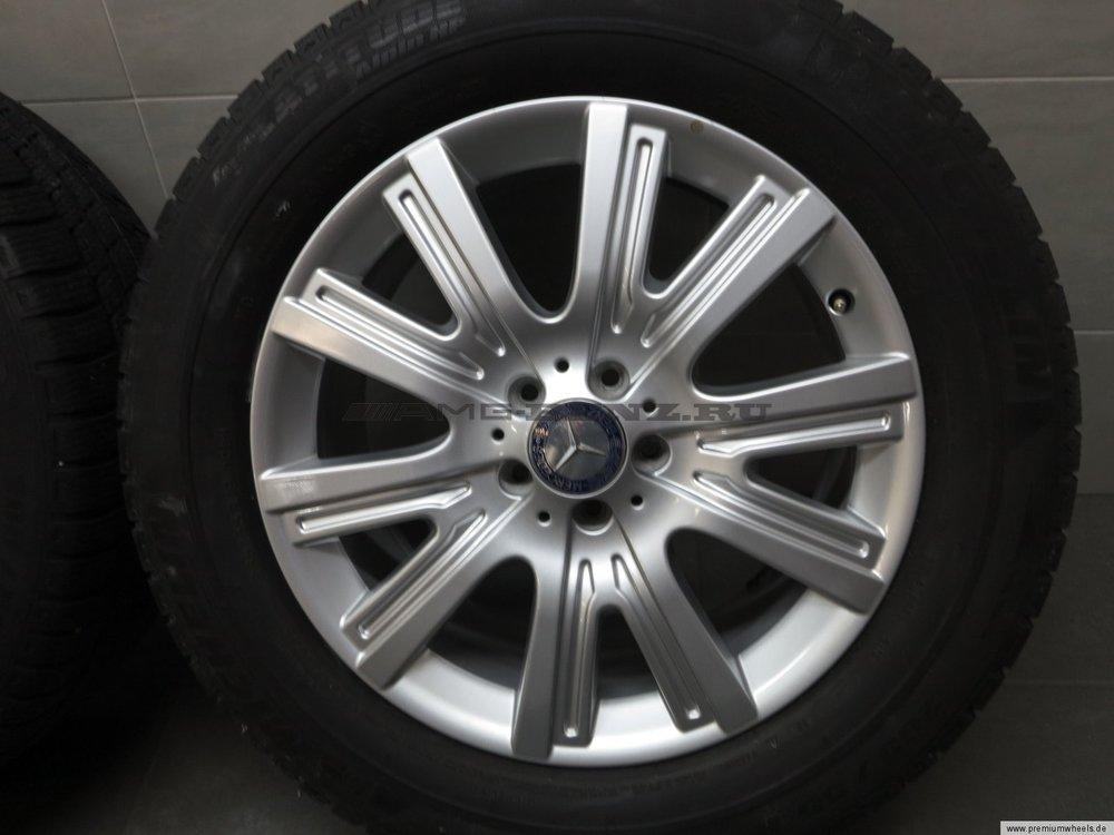 Зимние колеса GLE ML R19 Mercedes