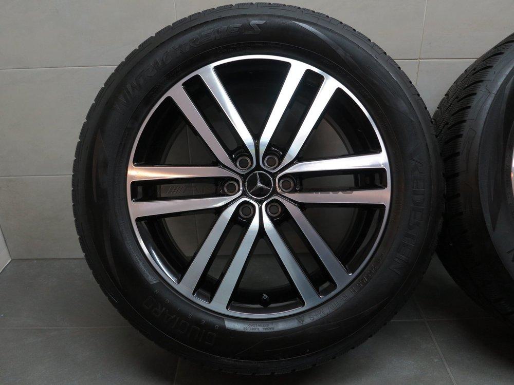 Колеса Mercedes X-CLASS R19 X471