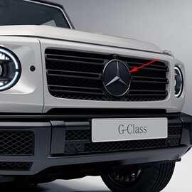 Эмблема Звезда Mercedes