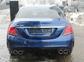 Спойлер C43 AMG W205 Mercedes